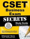 CSET Business Exam Secrets Study Guide : CSET Test Review for the California Subject Examina...