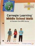 Carnegie Learning - Middle School Math Student Skills Practic - A Common Core GPS Course Cre...