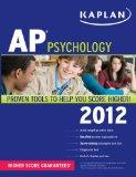 Kaplan AP Psychology 2012