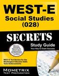WEST-E Social Studies (028) Secrets Study Guide : WEST-E Test Review for the Washington Educ...