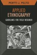 Applied Ethnography : Guidelines for Field Research