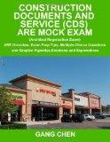 Construction Documents and Service (CDS): ARE Mock Exam (Architect Registration Exam): ARE O...