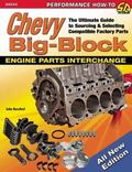 Chevy Big-Block Engine Parts Interchange : The Ultimate Guide to Sourcing and Selecting Comp...
