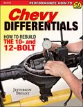 Chevy Differentials : How to Rebuild the 10- And 12-Bolt