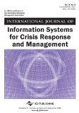 International Journal of Information Systems for Crisis Response and Management (Vol. 3, No. 3)