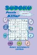 Killer Sudoku Puzzle, Volume 5