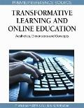 Transformative Learning and Online Education: Aesthetics, Dimensions and Concepts