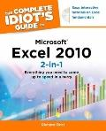 The Complete Idiot's Guide to Microsoft Excel 2010 2-in-1