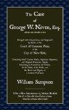 The Case of Geoge W. Niven, Esq.