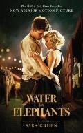 Water for Elephants (movie tie-in, mass market)