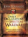 Daily Declarations for Spiritual Warfare