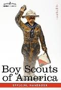 Boy Scouts of Americ : The Official Handbook for Boys, Seventeenth Edition