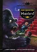 Ghost Detectors Book 12 : Monsters!