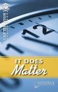 It Does Matter (Carter High Senior Year)
