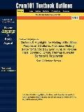 Outlines & Highlights for Making of the West: Peoples and Cultures: A Concise History, Since...