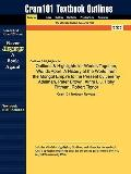 Outlines & Highlights for Worlds Together, Worlds Apart: A History of the World from the Mon...
