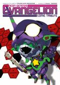 Neon Genesis Evanglion : Comic Tribute
