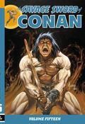 The Savage Sword of Conan Volume 15