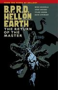 B. P. R. D. Hell on Earth Volume 6: the Return of the Master : The Return of the Master