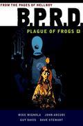 B. P. R. d: Plague of Frogs Volume 4