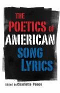 Poetics of American Song Lyrics