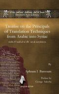 Treatise on the Principals of Translation Techniques from Arabic into Syriac