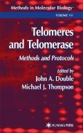 Telomeres and Telomerase: Methods and Protocols (Methods in Molecular Biology)
