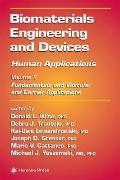 Biomaterials Engineering and Devices: Human Applications : Vol 1: Fundamentals and Vascular ...
