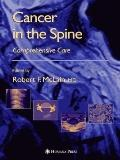Cancer in the Spine : Comprehensive Care