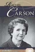 Rachel Carson : Pioneer of Environmentalism