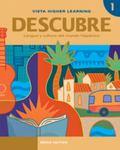 Descubre 1 Media Edition - Student Edition, supersite and eCuaderno Code