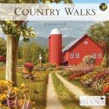2012 Country Walks Wall Calendar