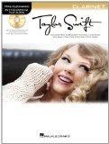 Taylor Swift For Clarinet - Instrumental Play-Along Cd/Pkg (Hal Leonard Instrumental Play-Al...