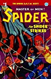 The Spider #1: The Spider Strikes