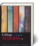 College Algebra 6/e