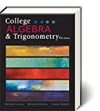 College Algebra & Trigonometry, 6th Edition