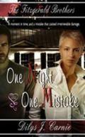 One Night, One Mistake : Fitzgerald Brothers 1