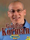 Gordon Korman with Code (Remarkable Writers)
