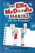 Ellie Mcdoodle Diaries: Ellie for President
