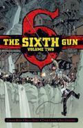 Sixth Gun Volume 2 Deluxe Edition HC