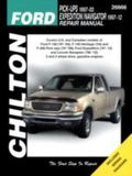 Chilton's Ford Pick-Ups 1997-03 / Expedition / Navigator 1997-12 Repair Manual (Chilton's To...