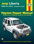 Jeep Liberty, 2002 Thru 2012 : All Gasoline Models