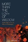 Philosophy Is Not the Love of Wisdom
