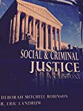 Social and Criminal Justice Capstone - BW