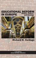Educational Reform in Europe : History, Culture, and Ideology