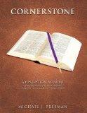 Cornerstone Foundation Manual