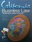 California Business Law - 4th edition