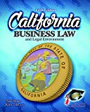 California Business Law and Legal Environment - 5th Edition