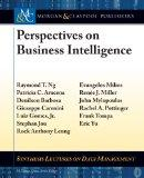 Perspectives on Business Intelligence (Synthesis Lectures on Data Management)