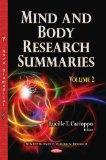 Mind and Body Research Summaries (New Developments in Medical Research: Health Psychology Re...